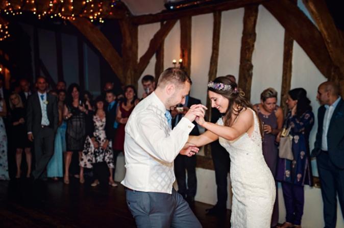 henley old luxters barn wedding disco