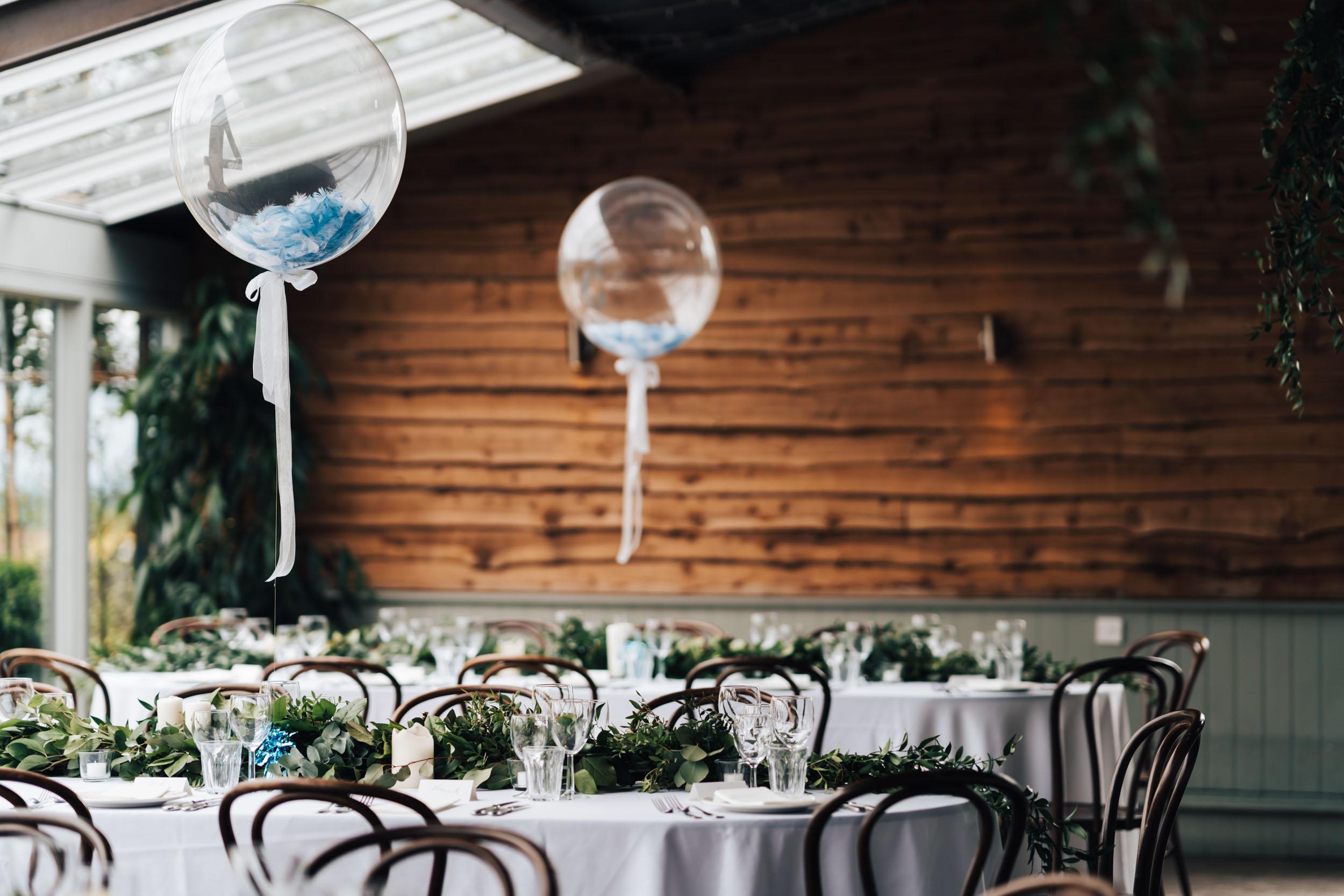 Stone Barn Cheltenham wedding