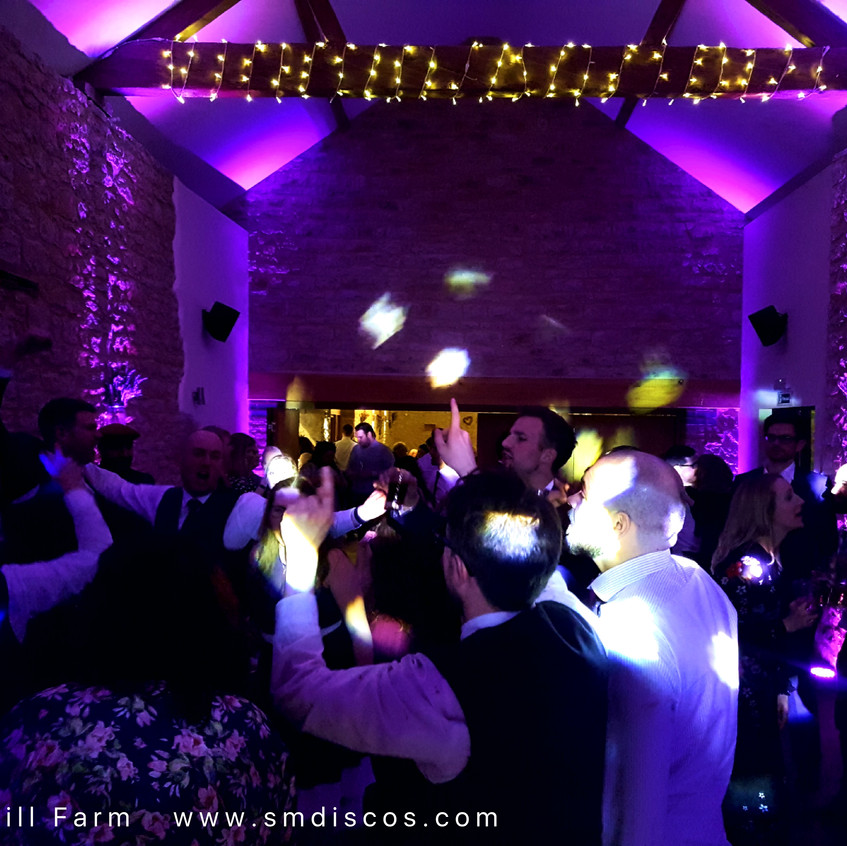 Wedding DJ for Huntsmill Farm