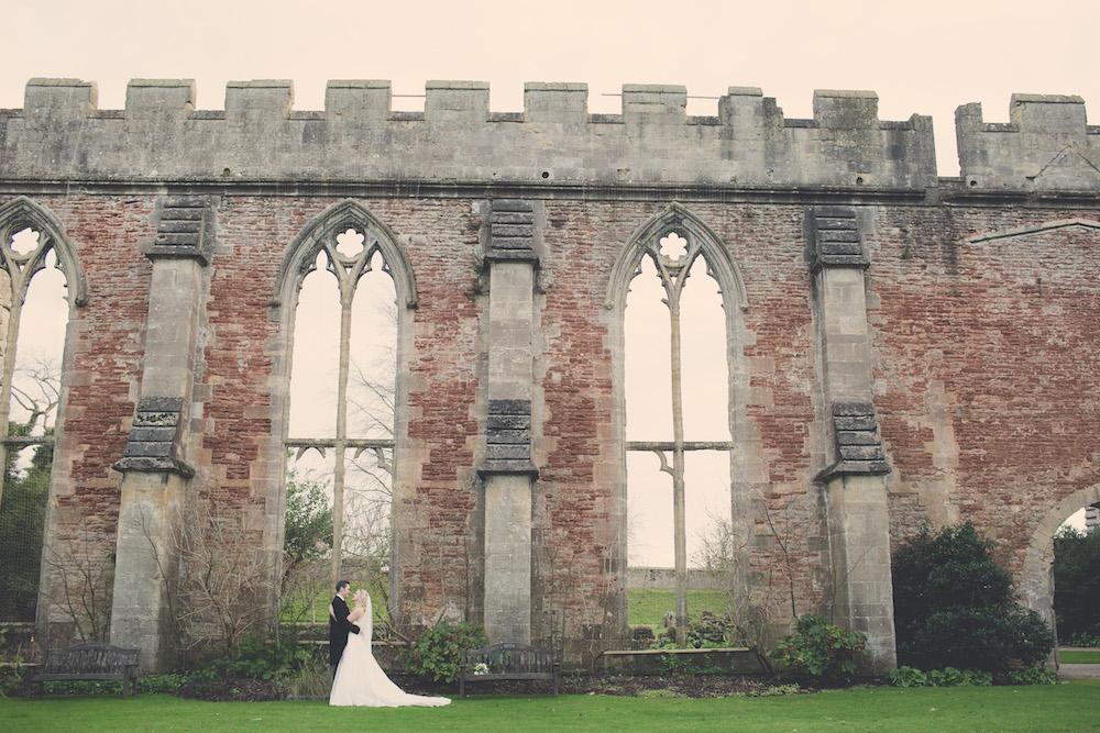 The Bishop's Palace Wedding