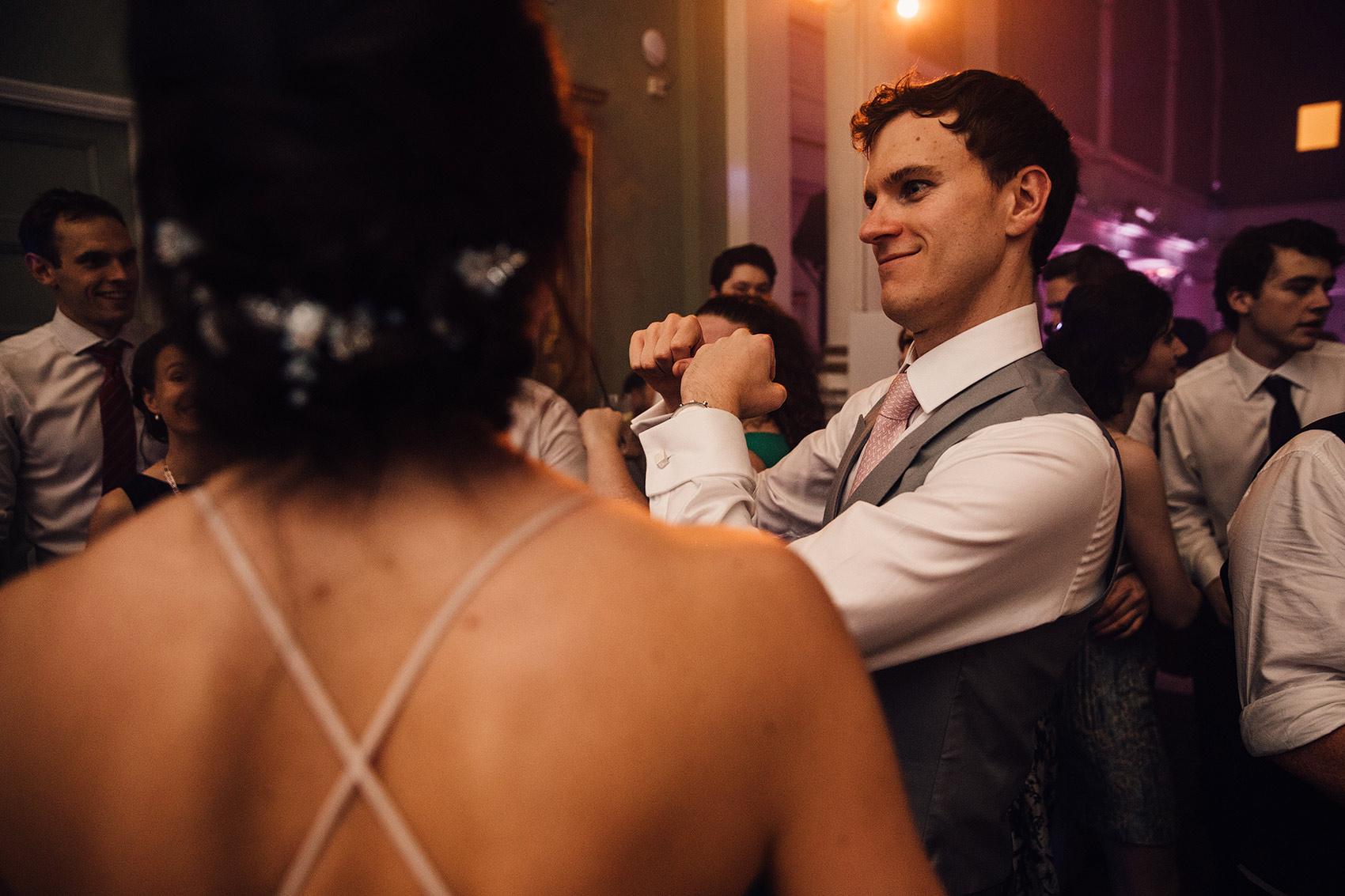 One Marylebone Wedding Discos