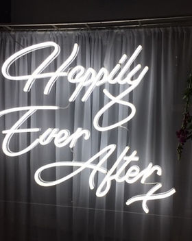 happily ever after neon wedding sign.JPG