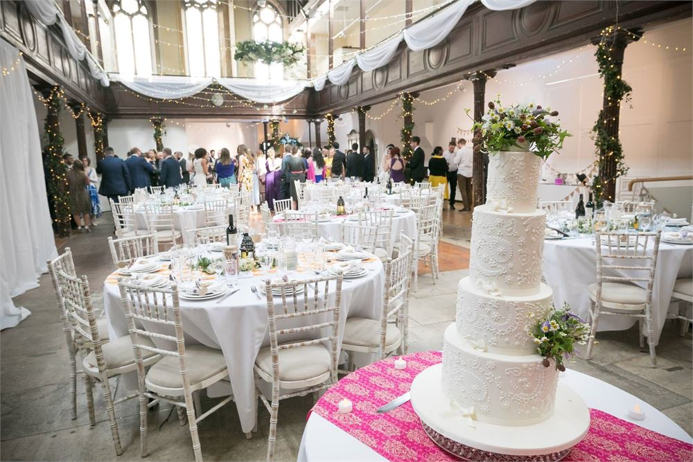 Wedding at Fabrica in Brighton