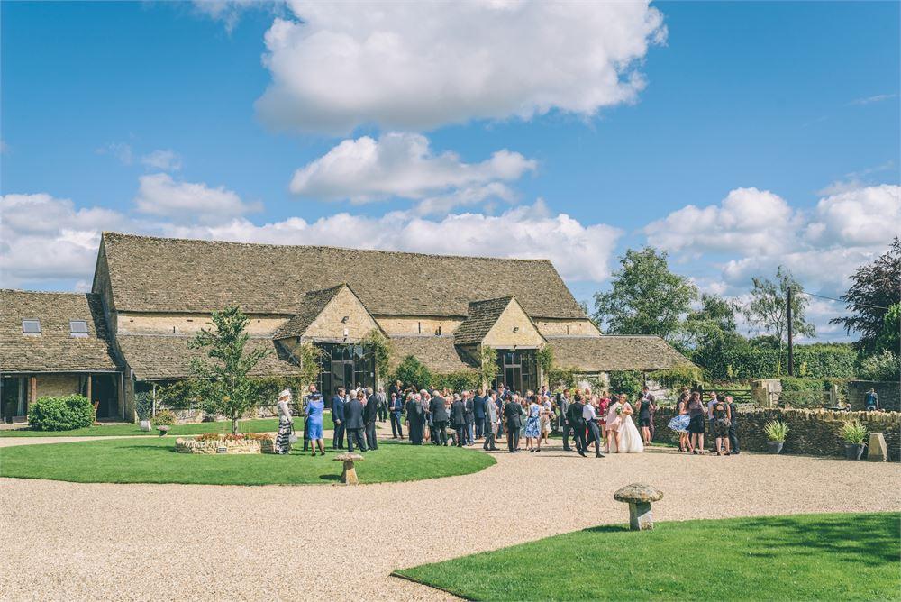 Wedding DJ The Great Tythe Barn