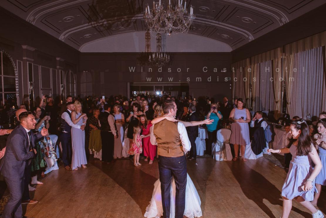 Windsor Castle Hotel Wedding DJ
