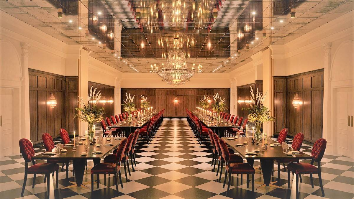 The Randolph Hotel wedding DJ