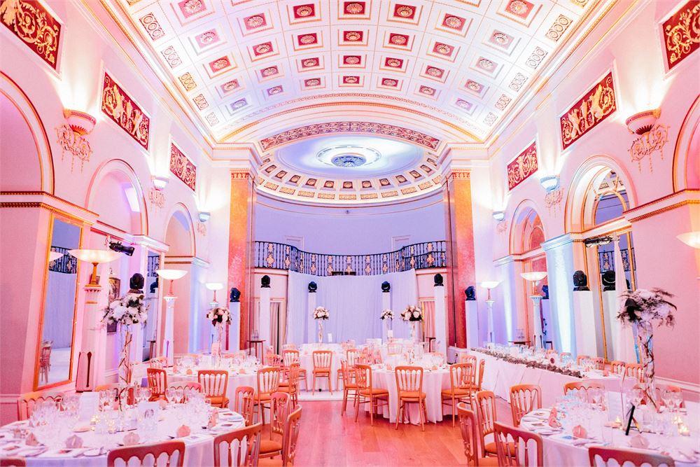 Wedding DJs for The Lansdowne Club