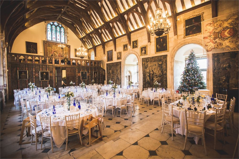 wedding at Berkeley Castle Gloucestershi