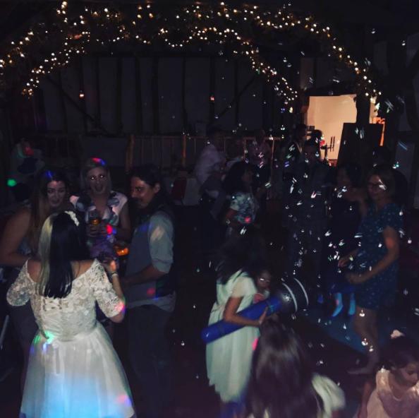 the crown inn pistil wedding