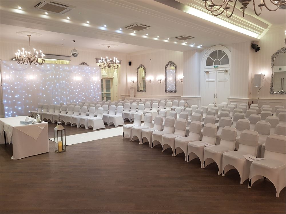 DJ for Hythe Imperial Hotel