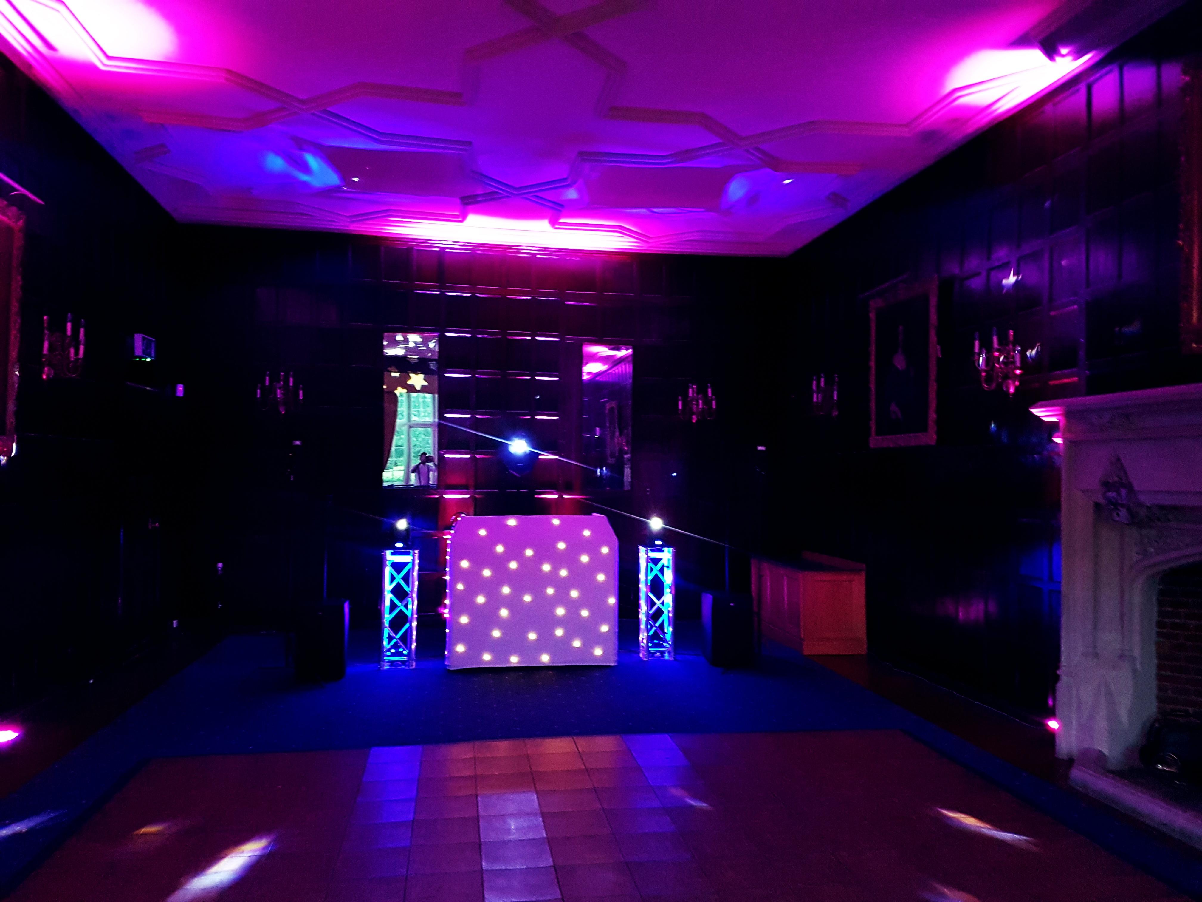 Bisham Abbey Wedding Dj Disco