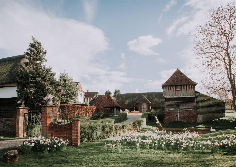 Colville Hall Wedding Essex