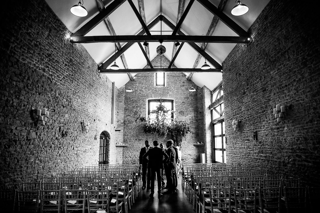 Merriscourt wedding venue
