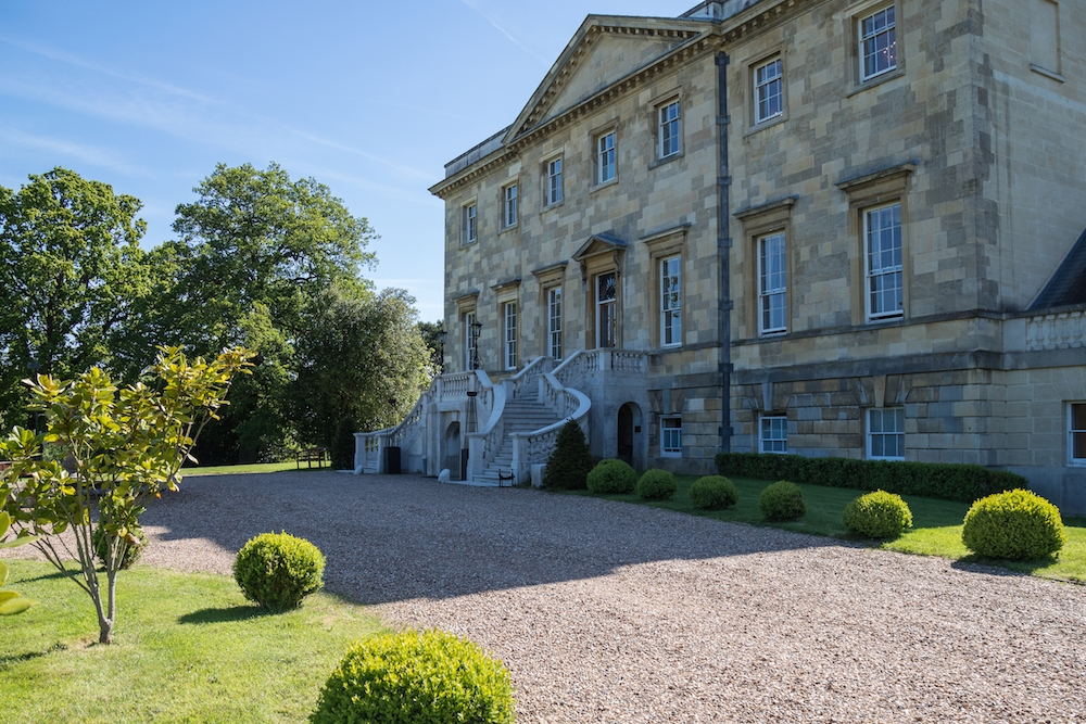 Botleys Mansion Wedding Venue