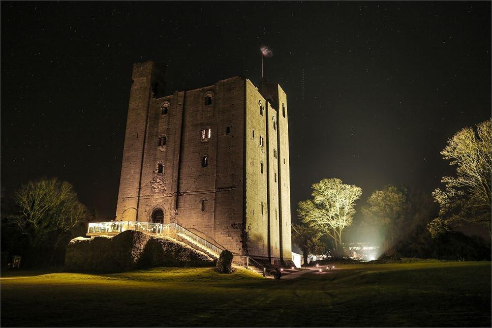 Essex DJs for Hedingham Castle