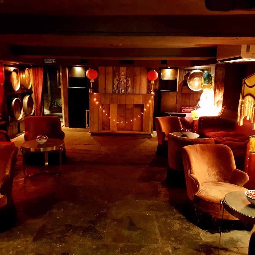 Aynhoe Park Nightclub Oxfordshire