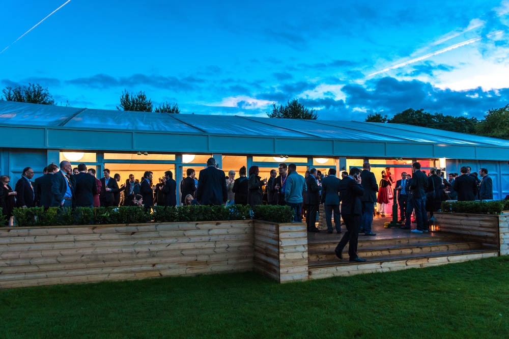 The Conservatory at Painshill Wedding DJ
