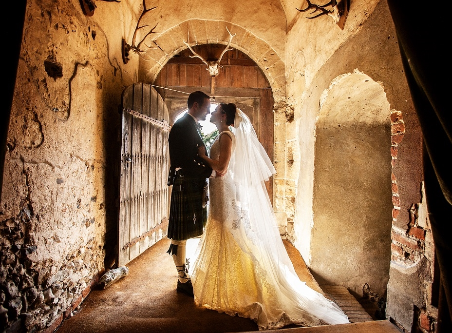 Essex Wedding Hedingham Castle