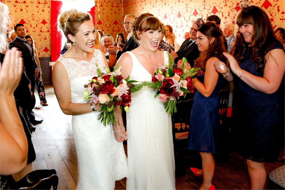 The Bell in Ticehurst weddings