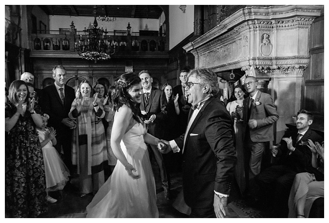 Wedding DJ Rhinefield House Hotel