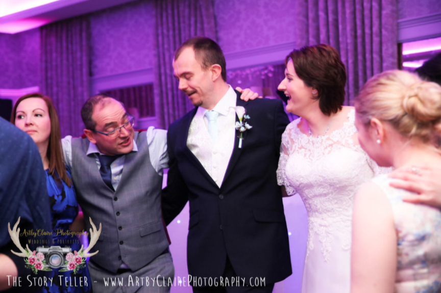 De Vere Latimer Estate Wedding DJ 12