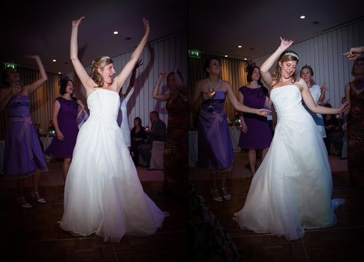 Marian and Paul's Wedding day at Coworth Park in Ascot - SM Discos