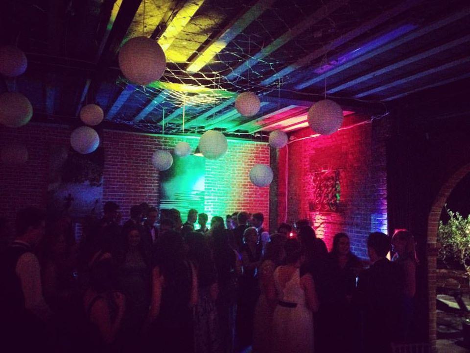 Cherwell Boathouse Wedding DJ