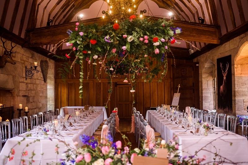 Wedding Day at Brinsop Court Manor House