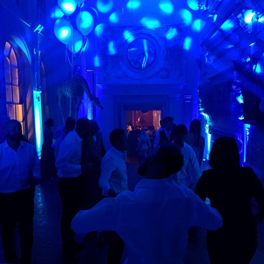 Djs for Aynhoe Park in Oxford