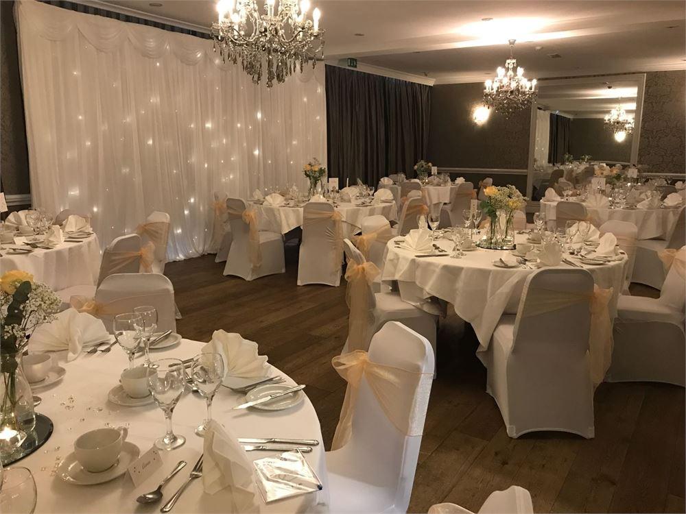 Mercure Milton Keynes wedding dj