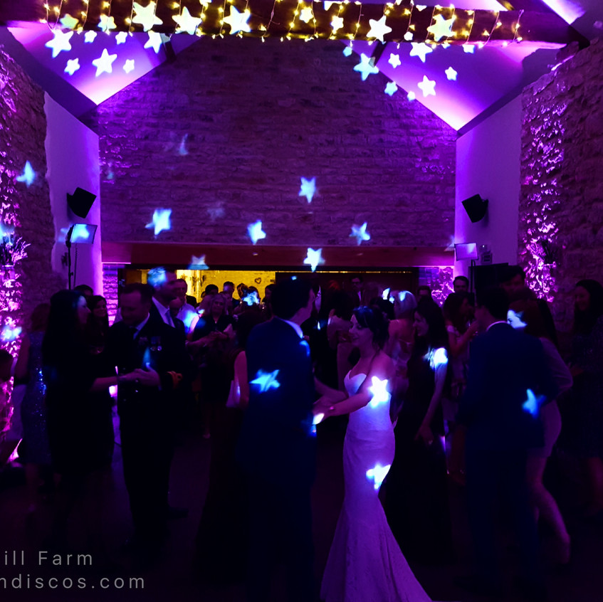 Buckinghamshire wedding DJ