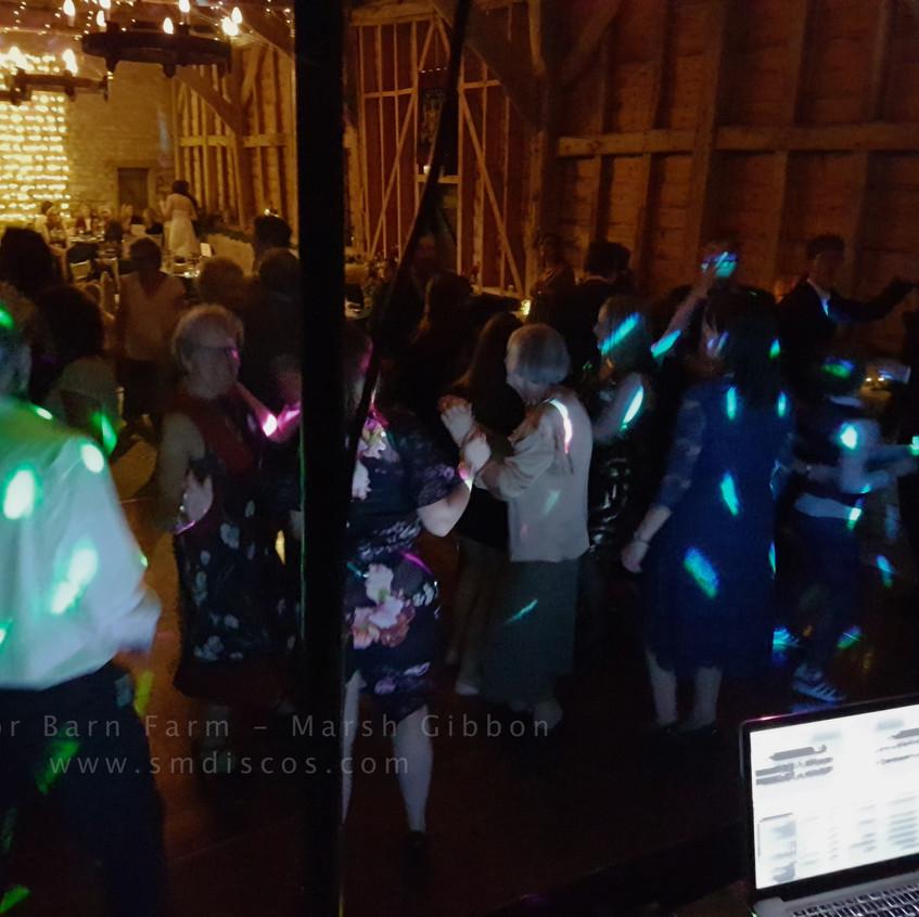 Bicester wedding Disco DJ