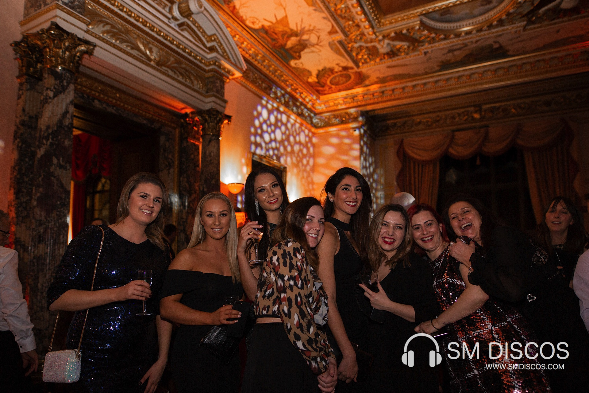 Ashridge House Christmas DJs