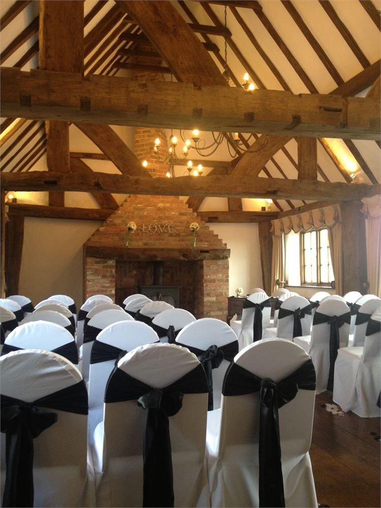 sussex barn wedding Milwards House