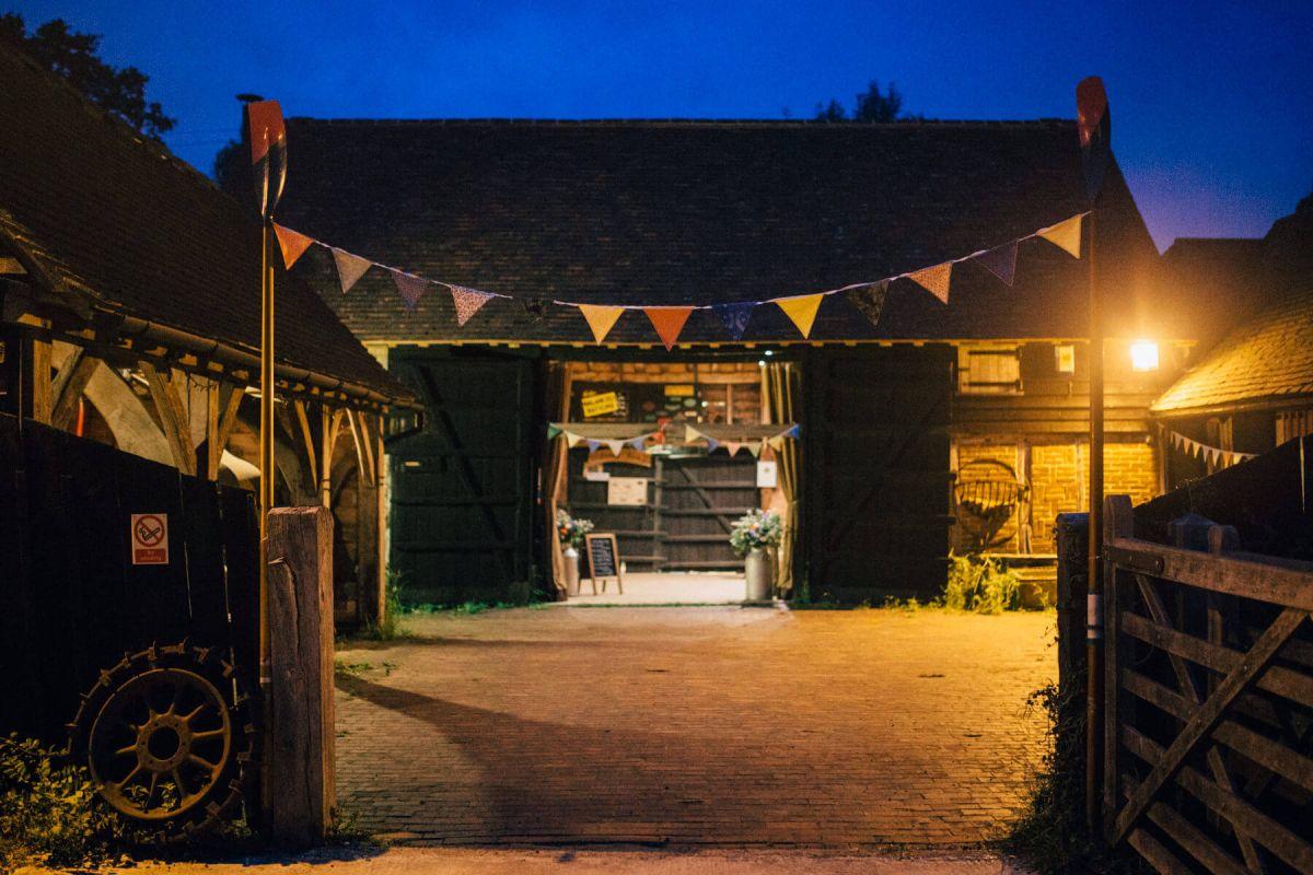Gildings Barns Wedding DJs