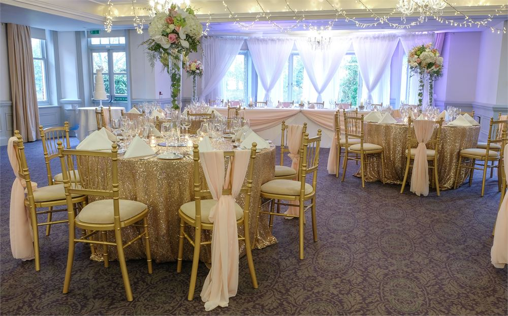Wedding DJ for Woodlands Park Hotel