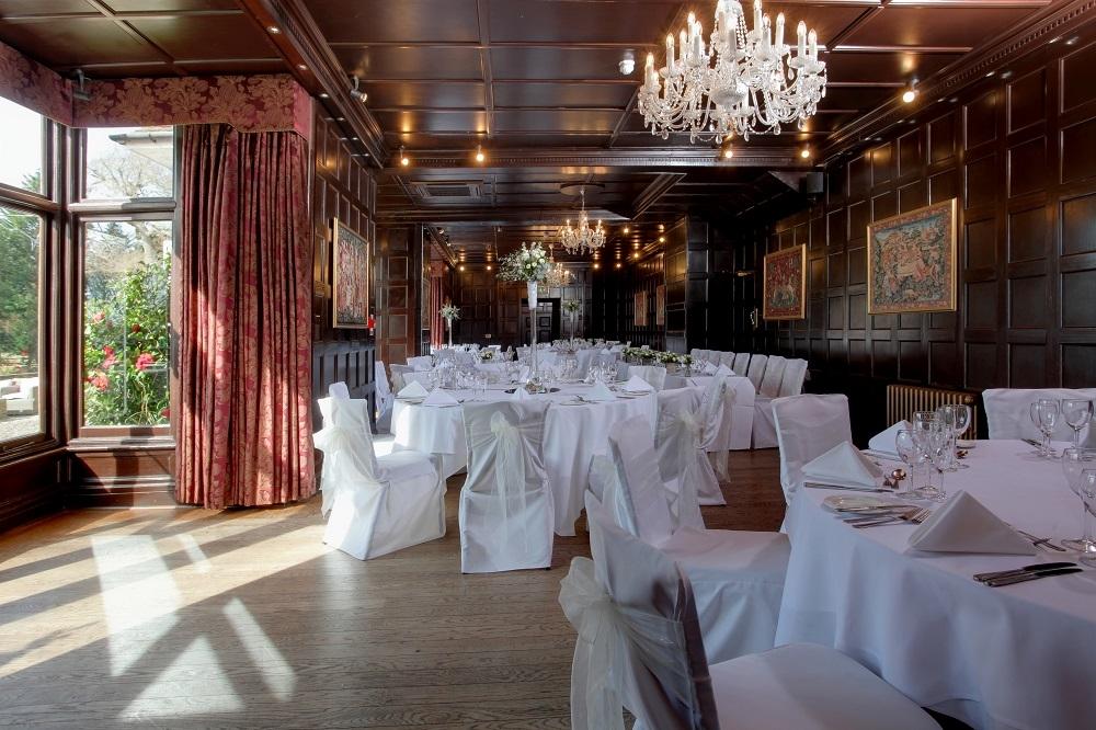 Bartley Lodge Hotel Wedding DJ