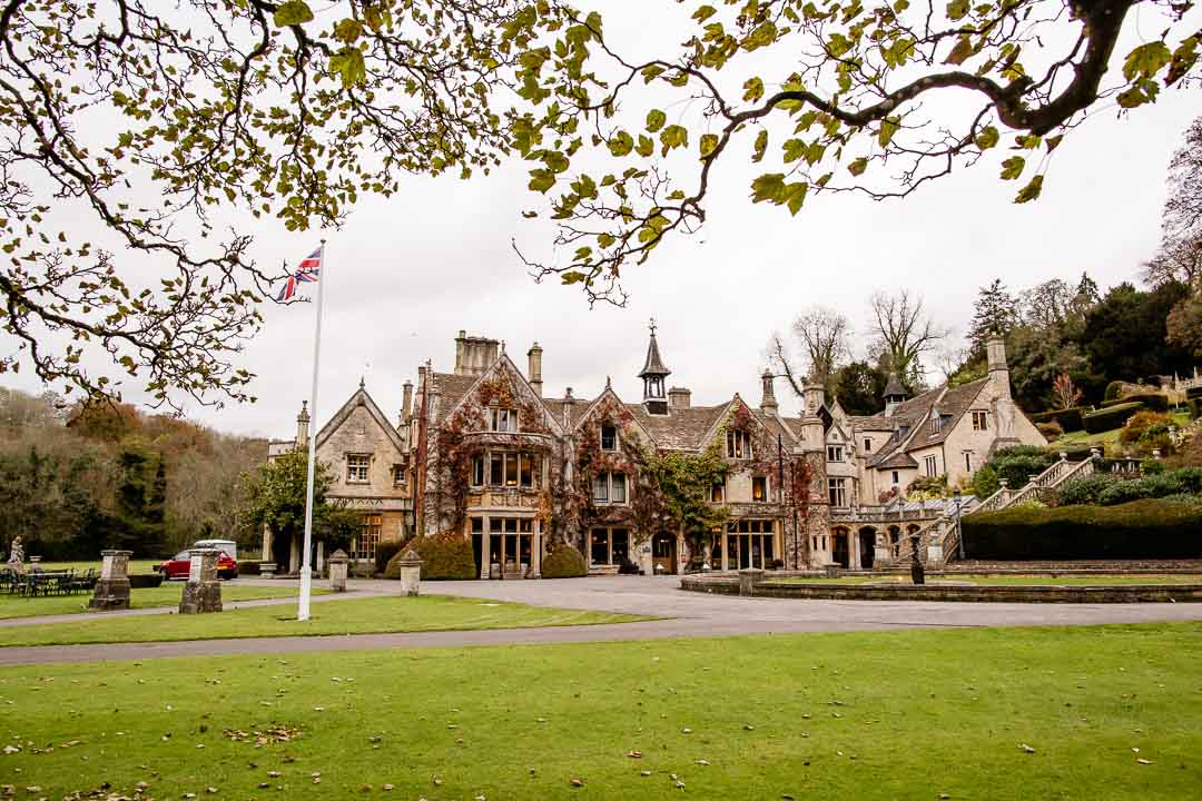 The Manor House Bath wedding dj