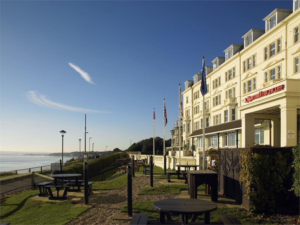 Bournemouth Highcliff Hotel Wedding DJ