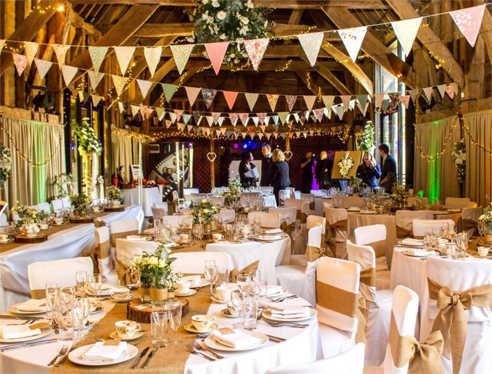 Michelham Priory wedding venue
