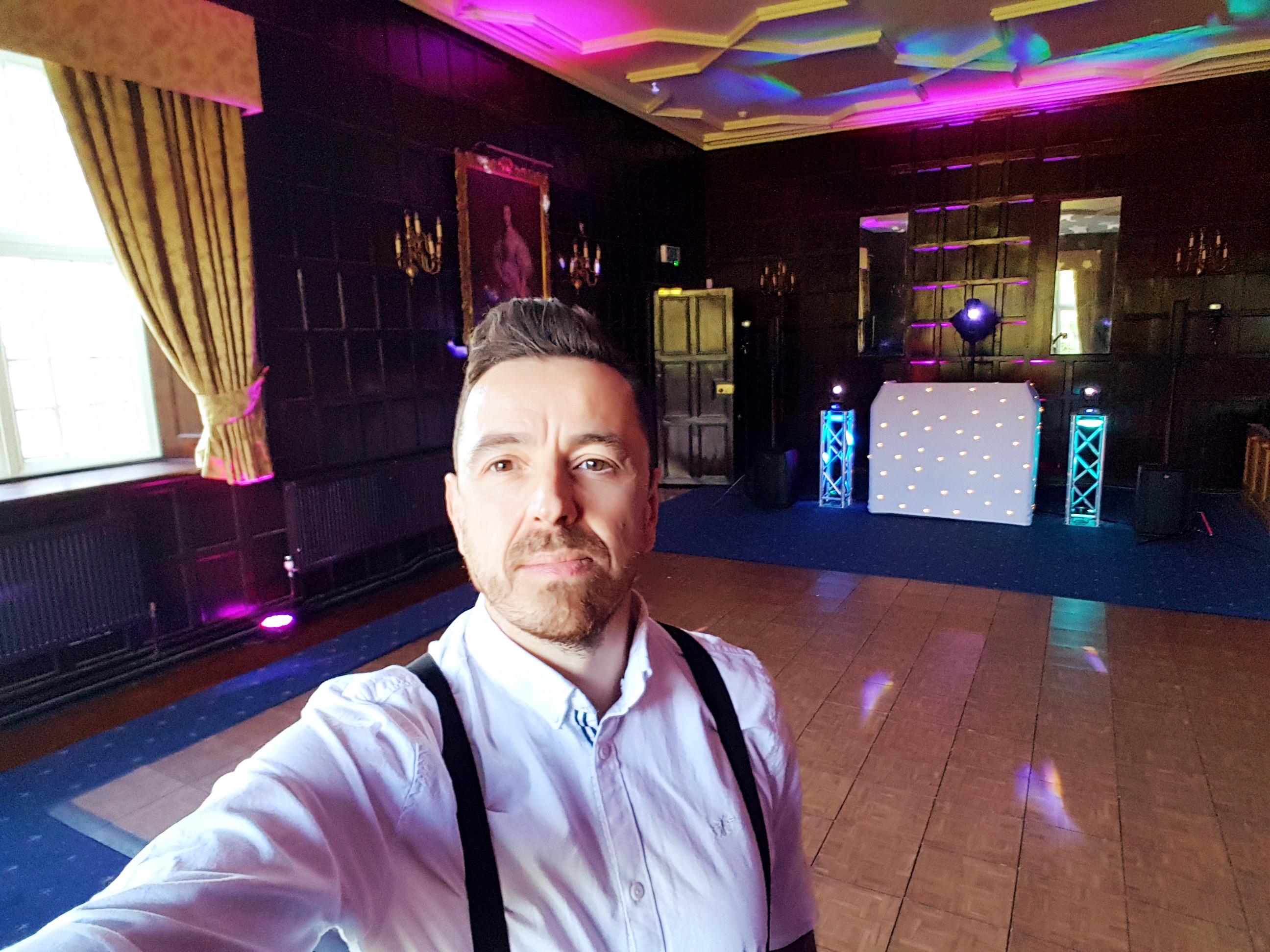 Bisham Abbey Wedding DJ