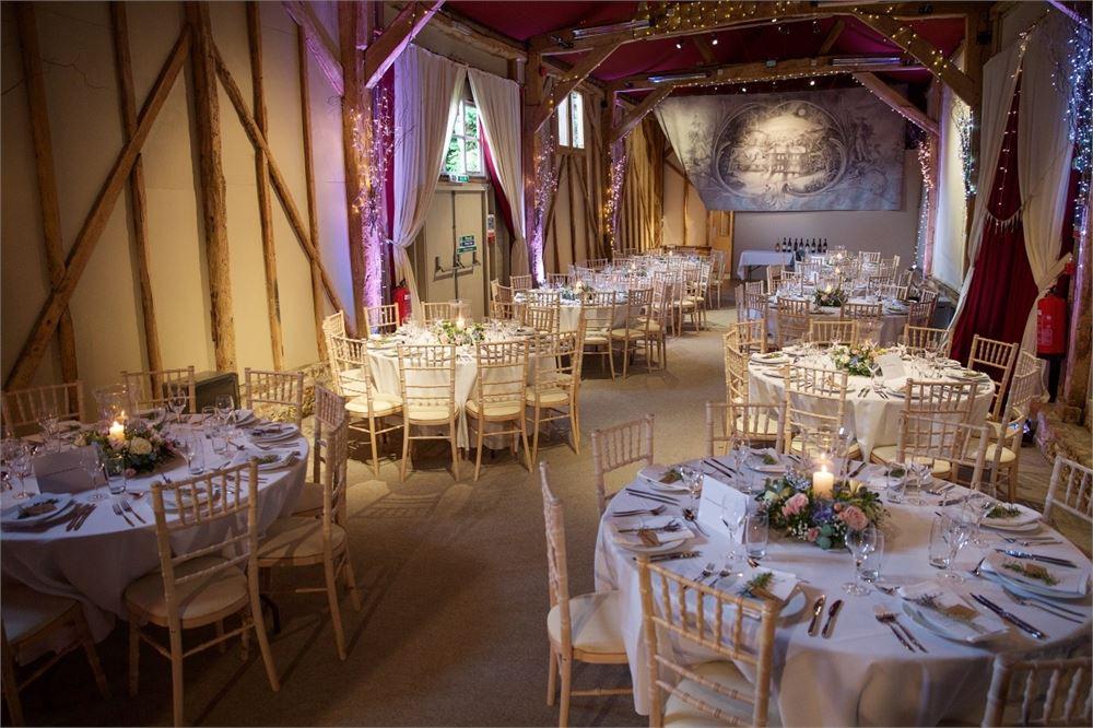 Combe Manor Barn Wedding