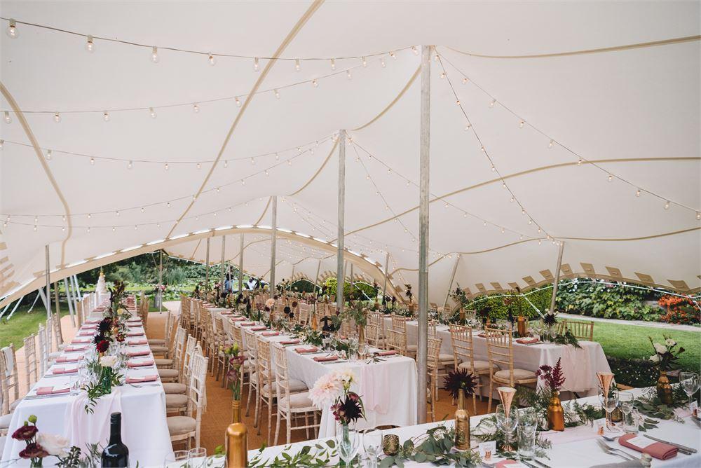 Brinsop Court Manor House wedding day