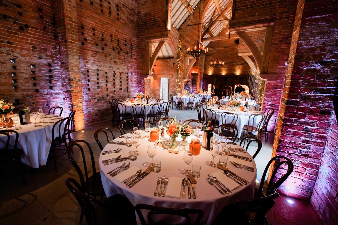 Shustoke Farm Barns Wedding DJ
