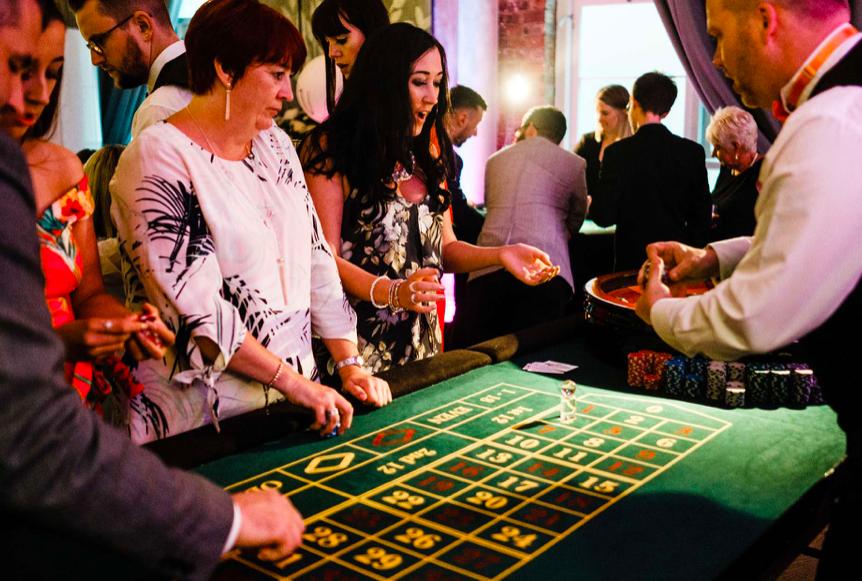 Casino hire Kent