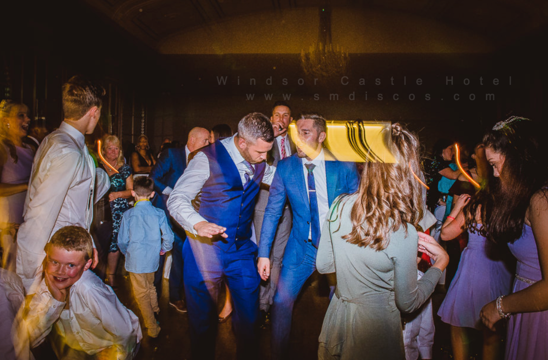Windsor Castle Hotel _ Windsor wedding Disco DJ