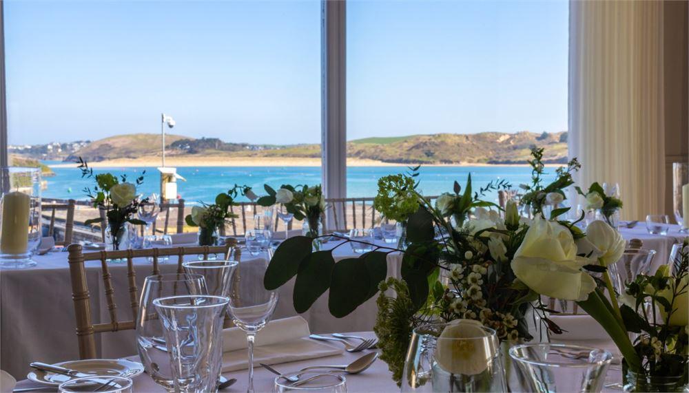Padstow Harbour Hotel wedding