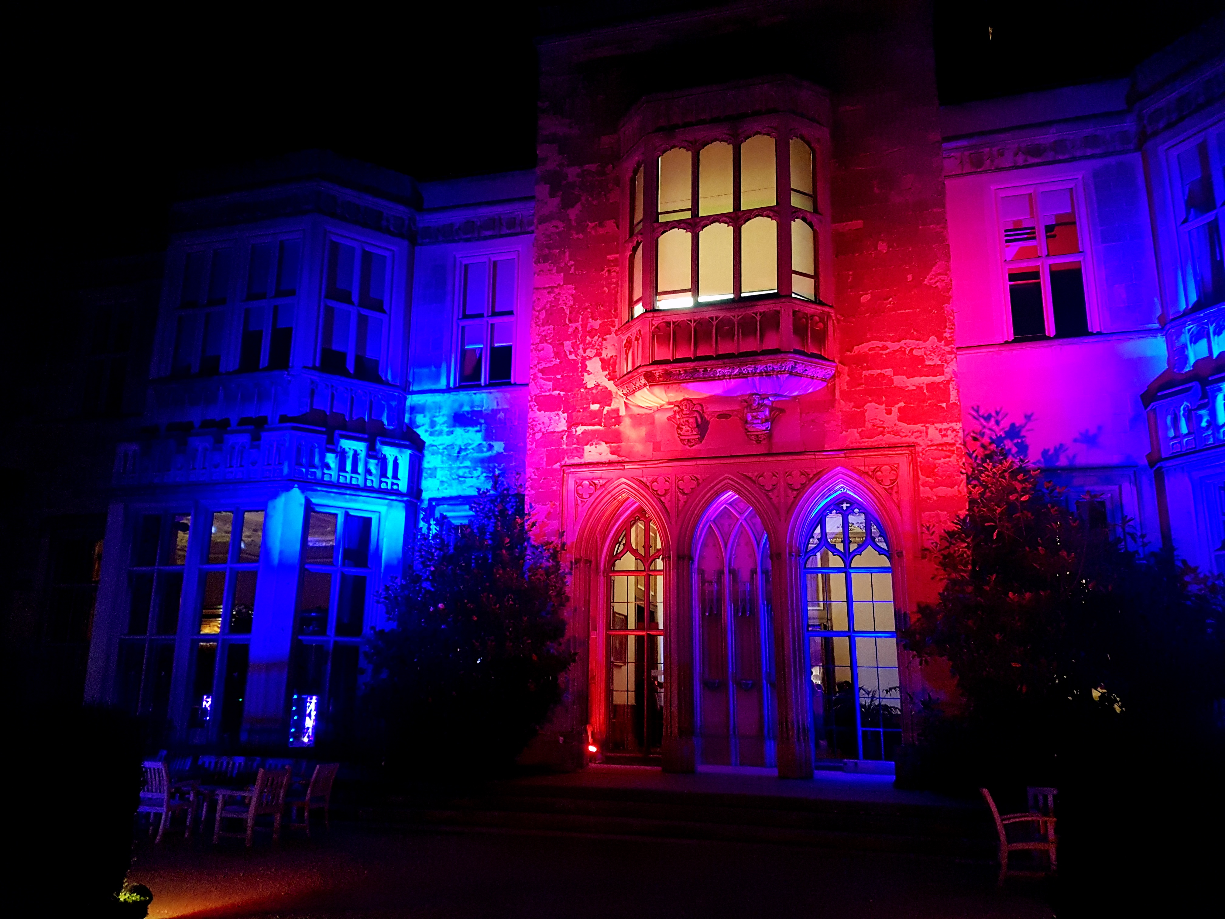 ASHRIDGE HOUSE HERTS