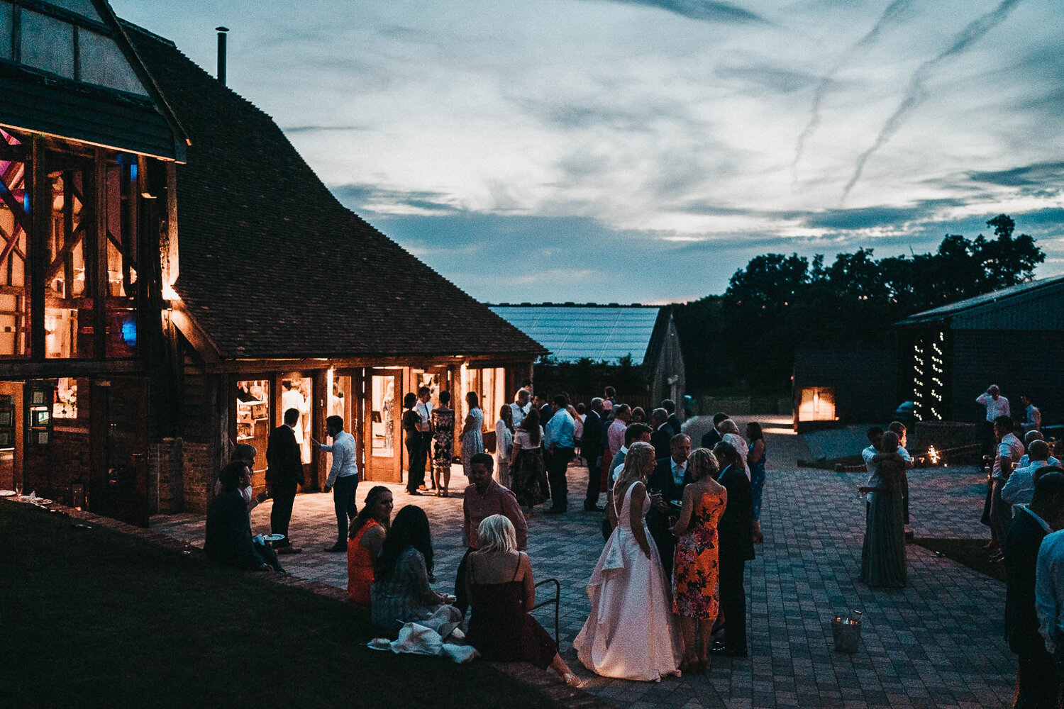 The Oak Barn Wedding Kent