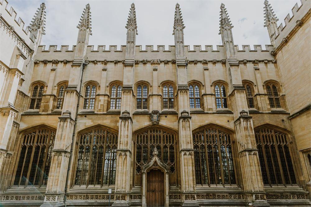 Oxford DJ The Bodleian Libraries
